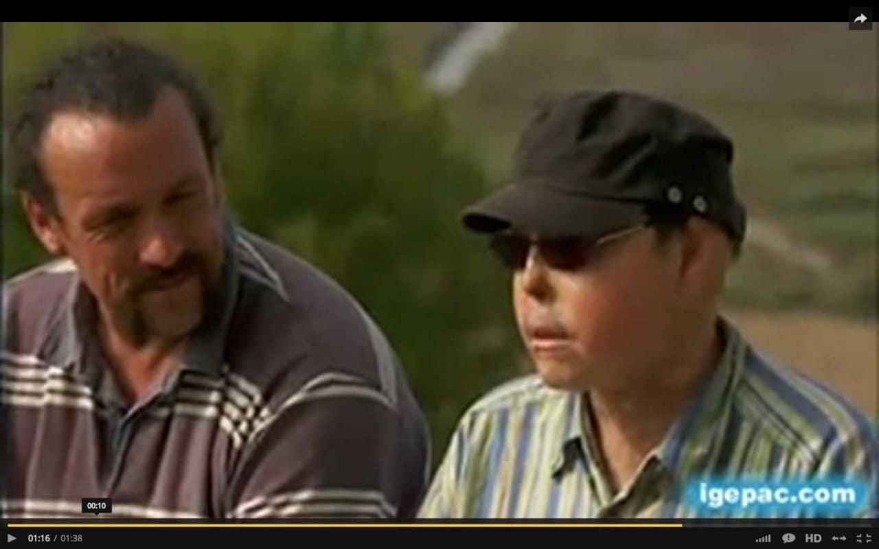 Yannick Chénet avait témoigné dans le film Severn de JP Jaud
