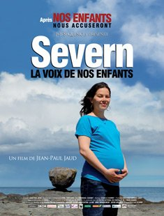 DVD de Severn la voix de nos enfants maintenant disponible !