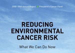 Une origine environnementale des cancers aux USA ?