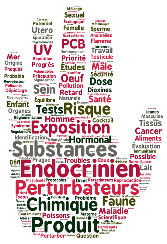 Les perturbateurs endocriniens : des « spams » de la communication cellulaire