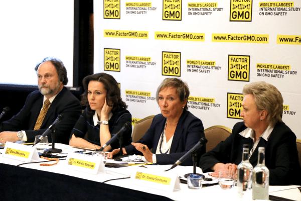 Critiques du CRIIGEN sur FactorGMO, une nouvelle étude sur les OGM et le Roundup