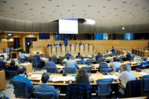 Conférence de presse au Parlement Européen (28/11/2013) – Elsevier retire l'étude sur les OGM