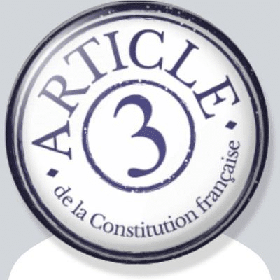 "Association ""article 3"" favorable au référendum d'initiative citoyenne"