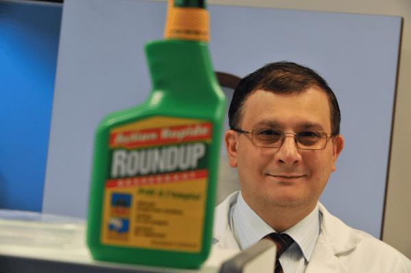 Volonté de retrait du Roundup par Ségolène Royal, ministre de l'environnement – 14 juin 2015