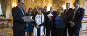 Déclaration Universelle pour des Droits de l'Humanité par Corinne Lepage