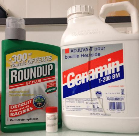 Les co-formulants des herbicides à base de glyphosate sont des perturbateurs endocriniens !