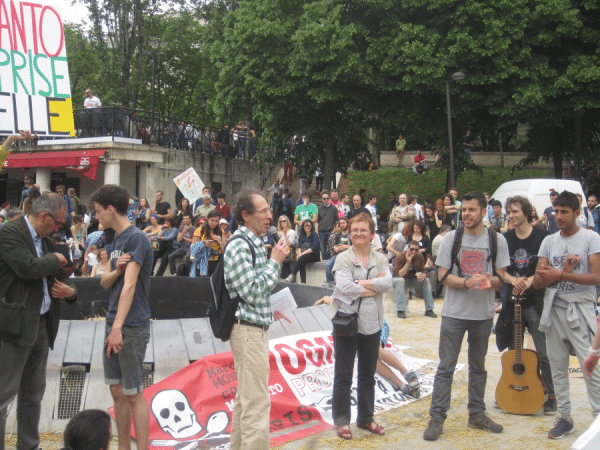 Marche contre Monsanto le 21 mai 2016 à Paris