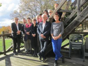 Le séminaire CRIIGEN sur les nanotechnologies du 22 au 25 nov. 2016