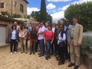 """Séminaire """"Les perturbateurs endocriniens et nerveux, la santé et les solutions"""" du 18 au 21 mai 2017"""