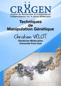 techniques de manipulation génétique