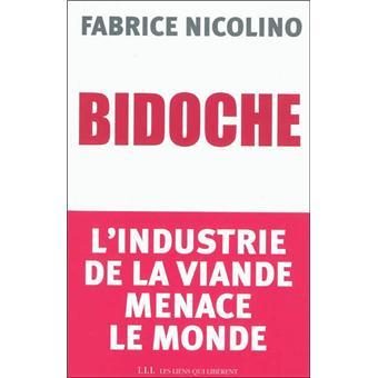 Bidoche de Fabrice Nicolino