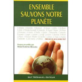 Ensemble sauvons notre planète – Collectif