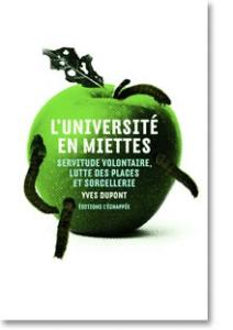 L'université en miettes – Yves Dupont