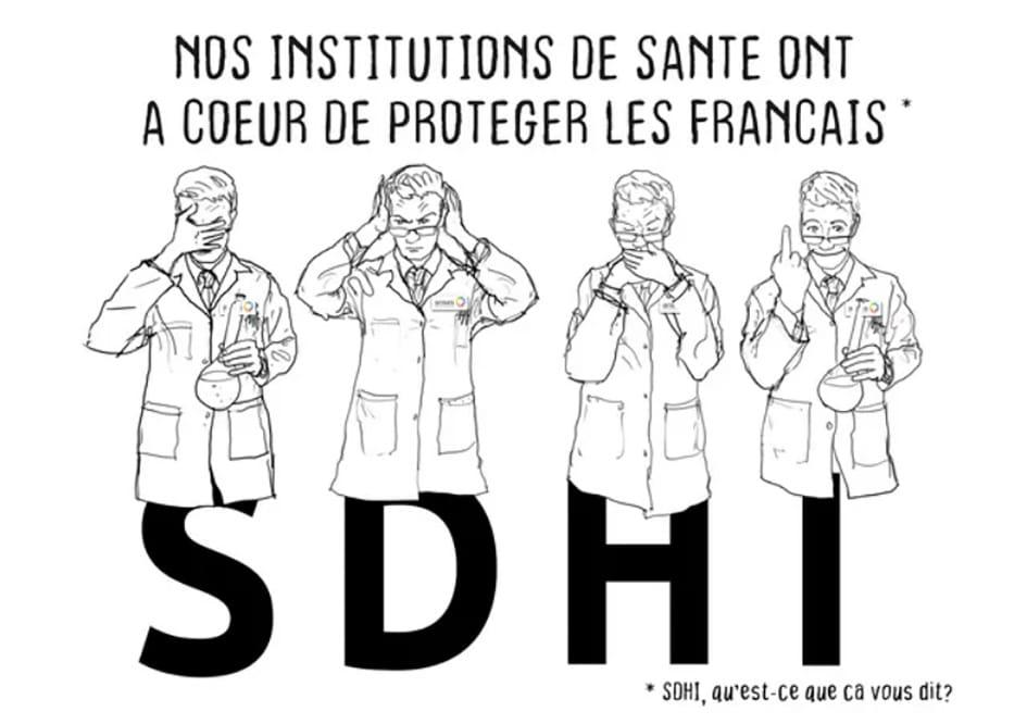 SDHI : Chronique d'une catastrophe environnementale et sanitaire annoncée.