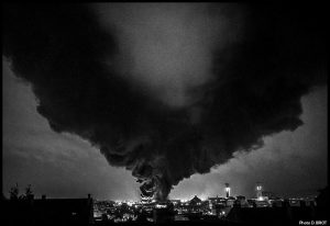 Incendie de Rouen : «Rouen Respire» publie son enquête citoyenne sur ses conséquences