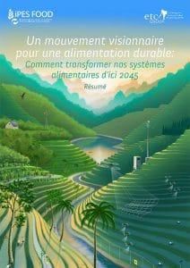 Read more about the article Un mouvement visionnaire pour une alimentation durable.
